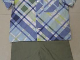 Рубашка+шорты
