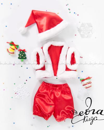 Костюм Санта (для мальчика)