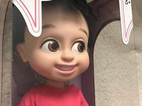 Кукла малышка Буу