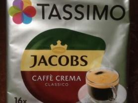 капсулы Tassimo Jacobs Caffè Crema Classico