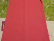 Платье из zolla, р.42 цвет коралл (одето 1 раз)..