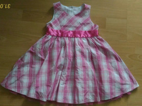 Платье Mothercare, p.24-36m