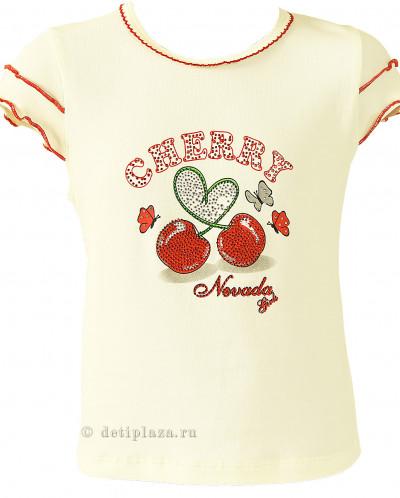 "Футболка для девочки ""Cherry"""