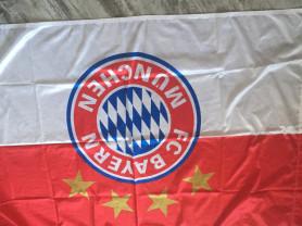 Флаг ФК Бавария