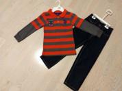 US Polo ASSN Новый комплект - поло+джинсы