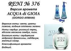 №376 Acqua Di GIOIA women (Giorgio Armani).