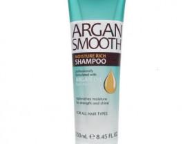 шампунь Argan smooth
