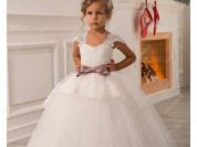 детские новые платья в пол