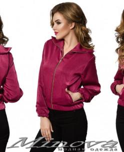 Куртка №720-Малиновый