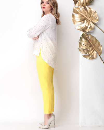 Блуза, брюки Michel chic