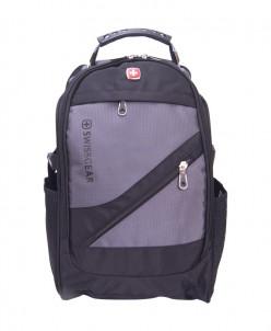 Рюкзак Swissgear Black Gray р-р 45х32х15 арт R-081