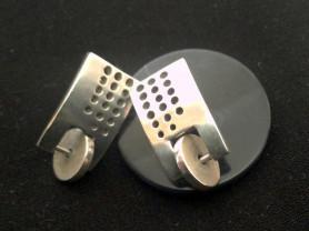 Серьги серебро 925 пр