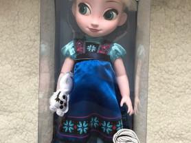 Кукла малышка Жасмин