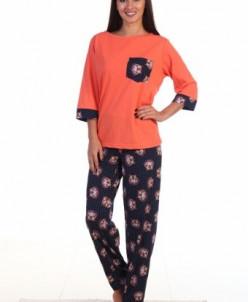 М207 Пижама Зверюшки