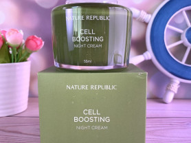 НОЧНОЙ КРЕМ NATURE REPUBLIC CELL BOOSTING NIGHT