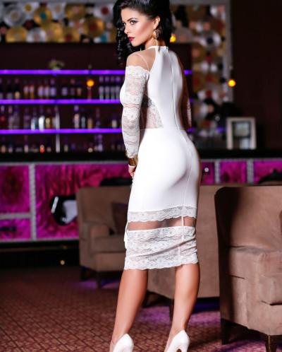 """Вечернее платье """"Подарок Ангела"""" А3"""