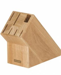 Блок деревянный для 6 ножей