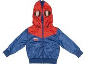 Куртка для мальчика 128-134,человек паук.
