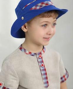 """Шляпа для мальчика """"Вело"""""""
