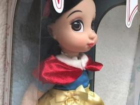 Кукла малышка Белоснежка