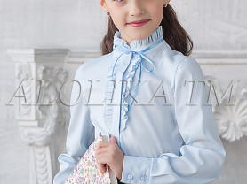 Школьные блузки от TM Alolika