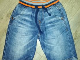 Шорты детские джинсовые, стильные р. 122-128... Фи
