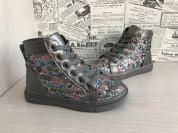 Ботинки для девочек, демисезон, размеры 26-30