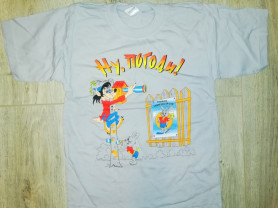 Новые футболки р. 122