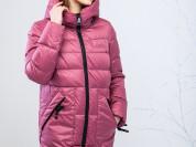 Удлинненая зимняя куртка Clasna новая