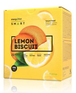 Energy Diet Smart  вкус Лимонное печенье