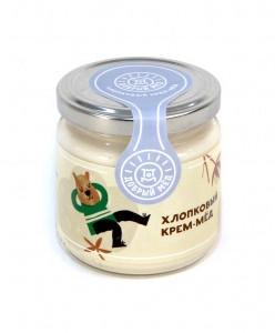 Крем-мед хлопковый 220 мл