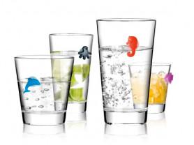 Этикетки для стаканов Tescoma 12 шт. Новые. Торг.
