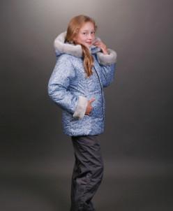 Куртка Стиль (иск.мех)