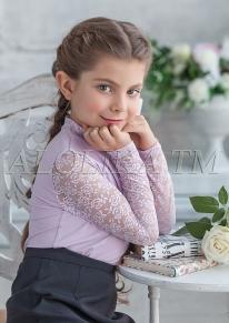 блузка трикотажная Р*озочка