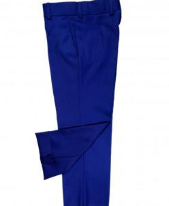Школьные брюки для мальчика UNIK KIDS, электрик