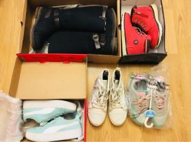 Обувь пакетом р. 32-34