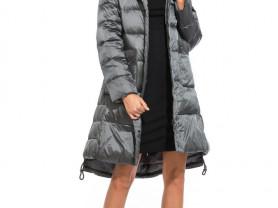 Новое пальто свободного кроя р.48