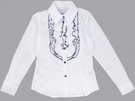 Школьная блуза  colabear размеры 122-128 см