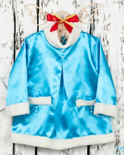 Платье Снегурочка