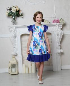 Платье «Трапеция»