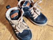 Кроссовки на флисе, 27 размера