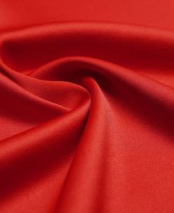 Изящный атлас, цвет ярко-красный