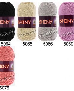 Пряжа Shiny (Vita Cotton)