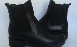 Кожаные ботинки Челси. ХИТ!