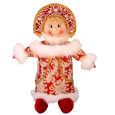 СНЕГУРОЧКА 600 грам текстиль