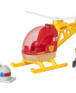 Пожарный вертолет BRIO (БРИО)