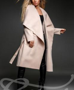 Стильное пальто oversize  Gepur