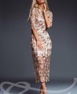 Роскошное платье Gepur