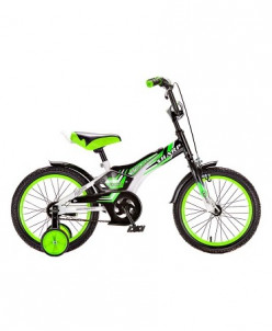 Велосипед 14 Black Aqua Sharp