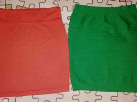 Две новые юбки р. 40-42  Отдам пакетом за 450р